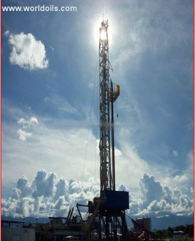 NOV 1500 HP SCR Drilling Rig for Sale