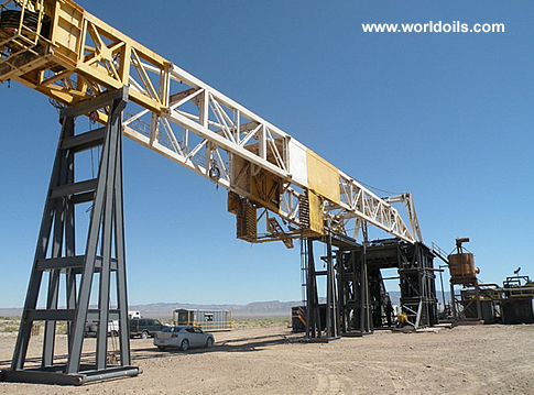 NOV-1500 UE Drilling Rig for Sale
