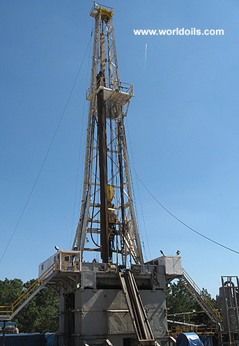 National 1320 UE Drilling Rig for Sale