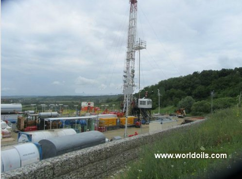 National Drilling Rig for Sale
