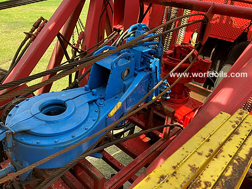 National Oilwell Drilling Rig for Sale
