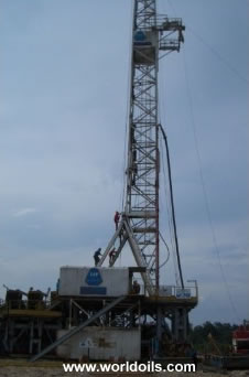Land rig - National T45 for sale