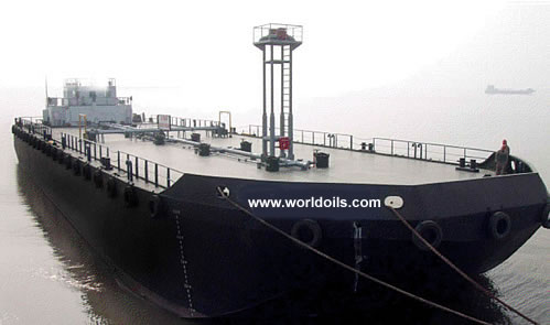 Newbuilding Oil Barge for Sale