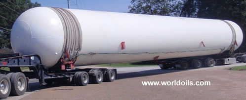 NGL/LPG Pressure Vessels for Sale