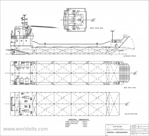 BKI Classed Landing Craft Tank for Sale
