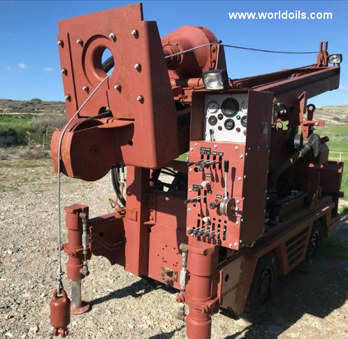 KAT.ST.230 Fully Hydraulic Drill Rig for Sale