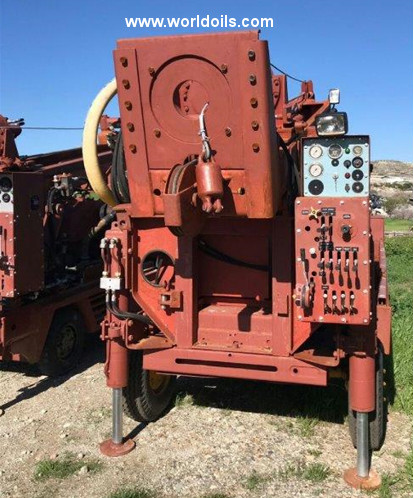 KAT.ST.200 Fully Hydraulic Drill Rig for Sale