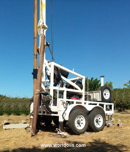 New Generic LTD 360 Cable Drilling Rig for Sale