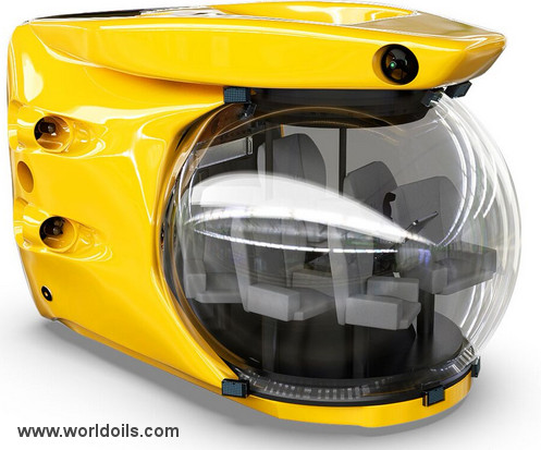 3.8M Tourist Submersible for sale