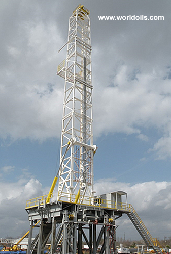 National 1320 UE 2000hp Drilling Rig - Newbuild