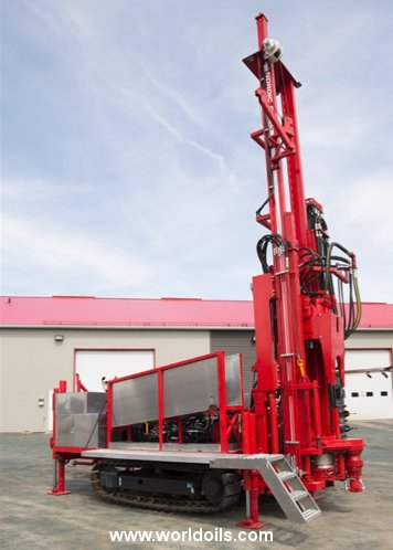 Nordic Drill DRC-10-A Crawler Drill Rig For Sale