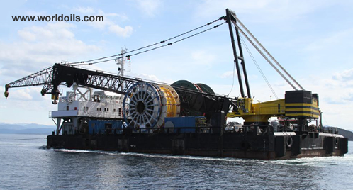 400 tons Crane Barge for sale