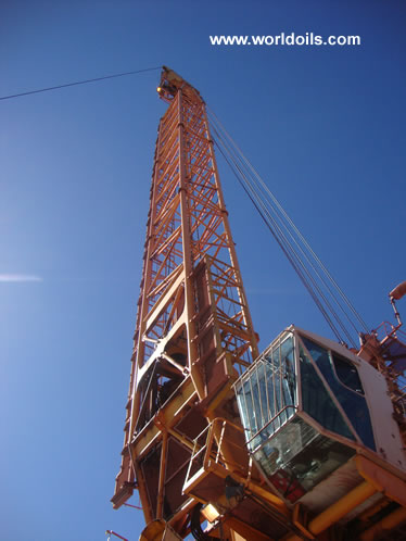 Offshore crane for Sale