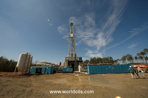 Oilwell E2000 Drilling Rig - For Sale