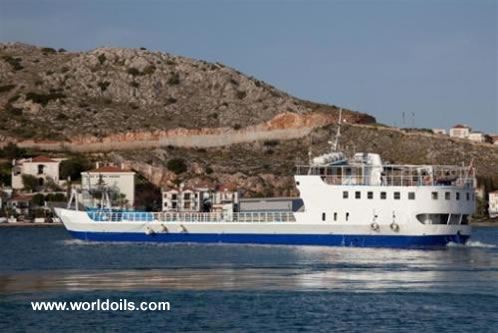 Passenger/RO-RO Ship for Sale