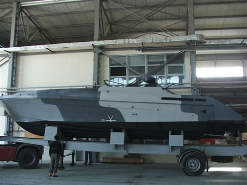 Fast Patrol Boats for Sale ibn Mediterranean