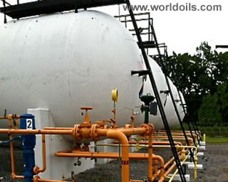 60,000 Gallon LPG Used Tank for Sale
