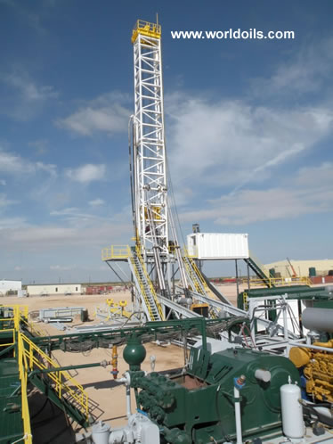 RT - 400B 12,000 feet Drilling Rig for Sale