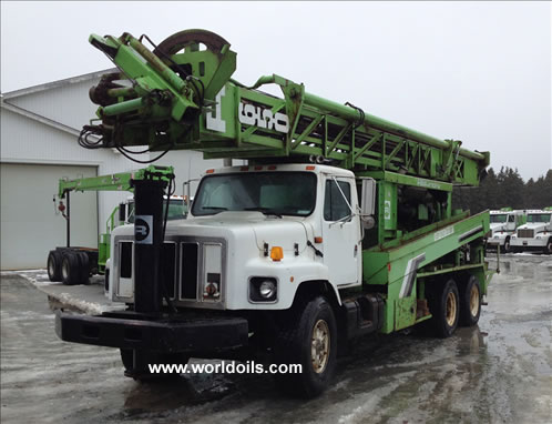 Reichdrill T625W Drilling Rig for Sale