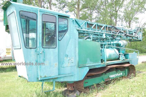Reichdrill C-700 Crawler Drilling Rig - For Sale