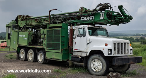 Reichdrill T650 BH Drilling Rig for Sale