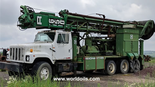 Reichdrill T-650 Blast Hole Drill Rig For sale