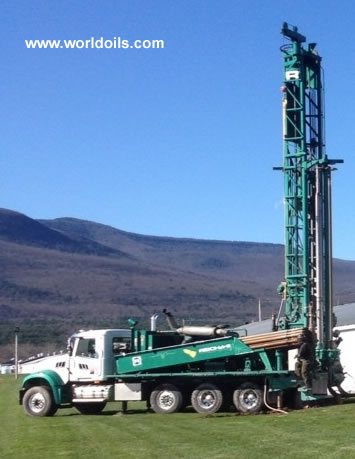 Reichdrill T650 Legend 4 - Used Drilling Rig - For Sale