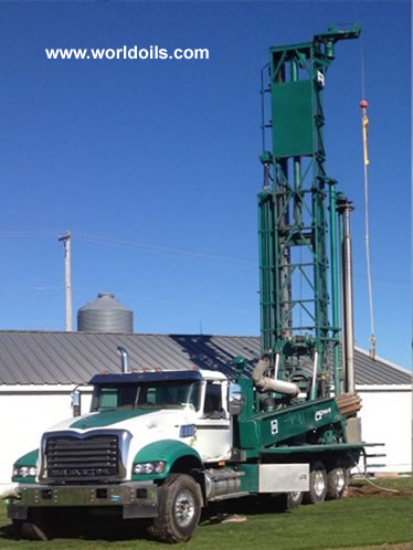 Reichdrill T650 Legend 4 Drill Rig - 2007 Built for Sale
