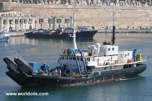 Salvage Vessel - 1973 Built for sale