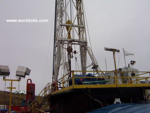 SCR Drilling Rig for Sale in USA