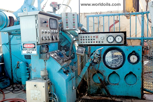 Used 2000hp Land Drilling Rig for Sale