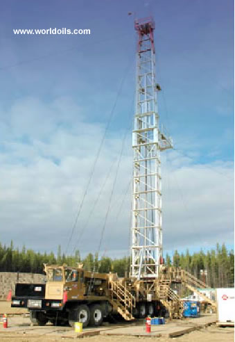 Skytop RR 400 Double - 4200m - Used - Workover Rig - For Sale