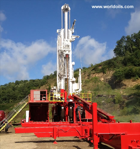 Schramm TXD 200 Drill Rig & Package for Sale