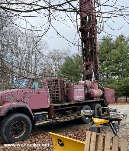 Schramm T-660 Drilling Rig - For Sale