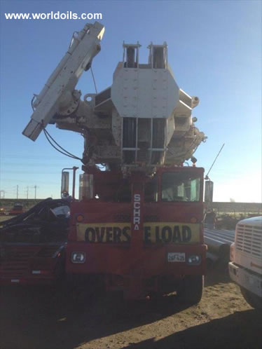 Used Drilling Rig for Sale