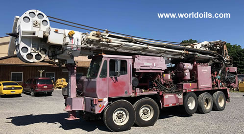Schramm T130XD Drilling Rig - 2007 Built - For Sale