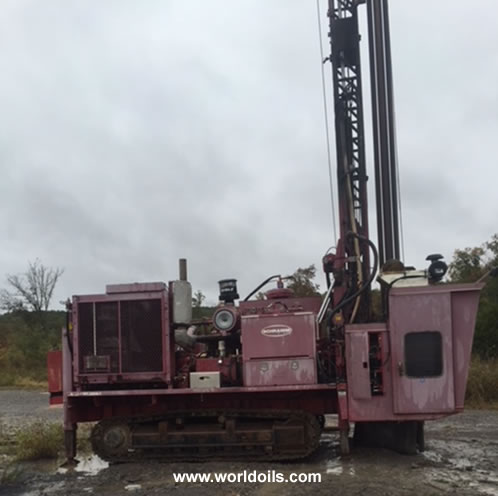 Schramm T450BH Driling Rig - 2004 Built - For Sale