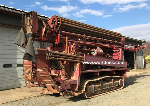 Schramm T450BH Drill Rig for Sale