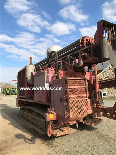Schramm T450BH Used Drill Rig