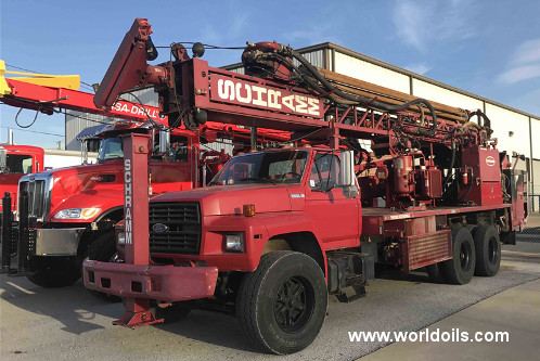 Schramm T450M Drill Rig for Sale