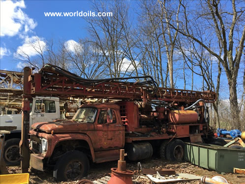 Schramm T64HB Drill Rig for sale