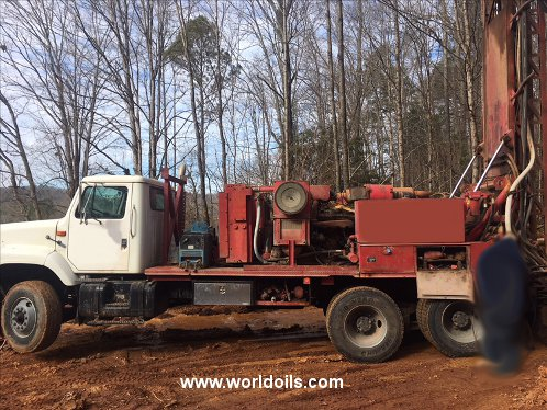 Schramm T64HB Drilling Rig for Sale