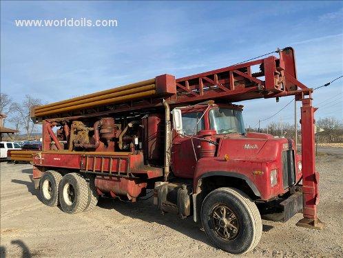 Schramm T64HB Drilling Rig - For Sale