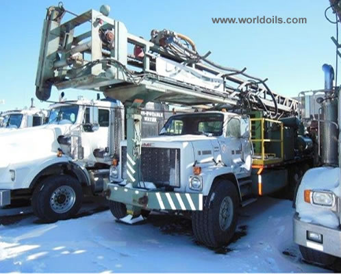 Schramm T660H Drilling Rig for Sale