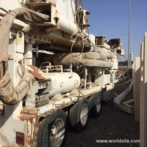 Schramm TXD200 Drilling Rig - For Sale