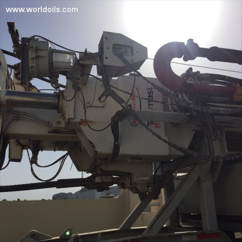 Schramm TXD200 Used Drilling Rig for Sale