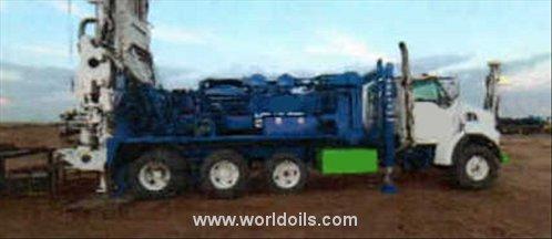 Schramm TXD90 Drilling Rig - For Sale