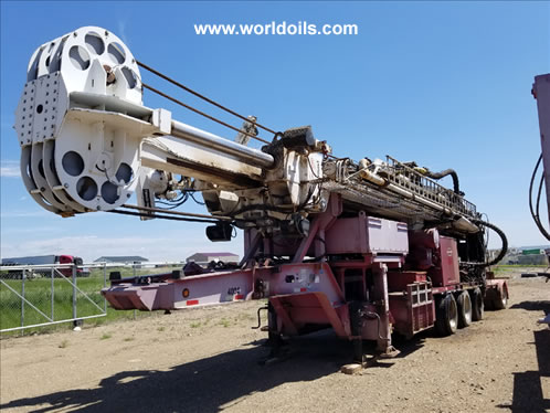 Schramm Rotadrill TXD Drilling Rig for Sale