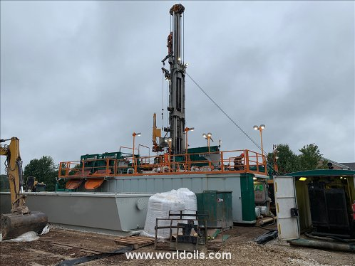 Schramm TXD Drilling Rig Package - For Sale