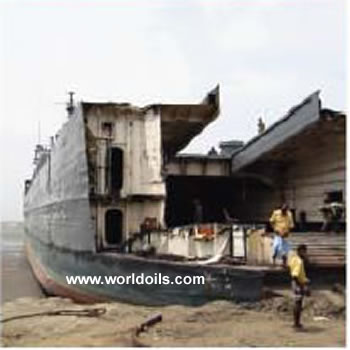 Scrap ship buyers in Singapore, Malaysia, Thailand, Indonesia,